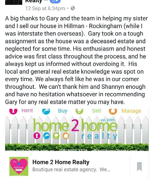Testimonial – Property Management